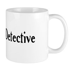 Night Elf Detective Mug