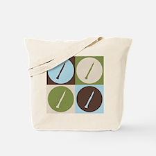 Oboe Pop Art Tote Bag