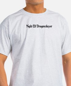 Night Elf Dragonslayer T-Shirt