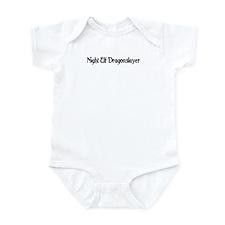 Night Elf Dragonslayer Infant Bodysuit