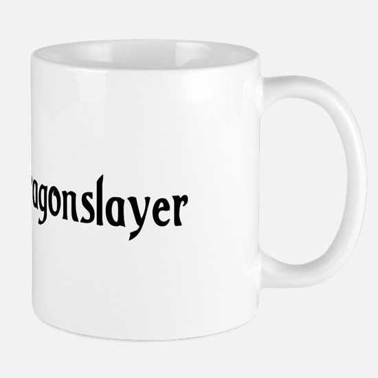 Night Elf Dragonslayer Mug
