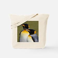 Falklands penguin Tote Bag