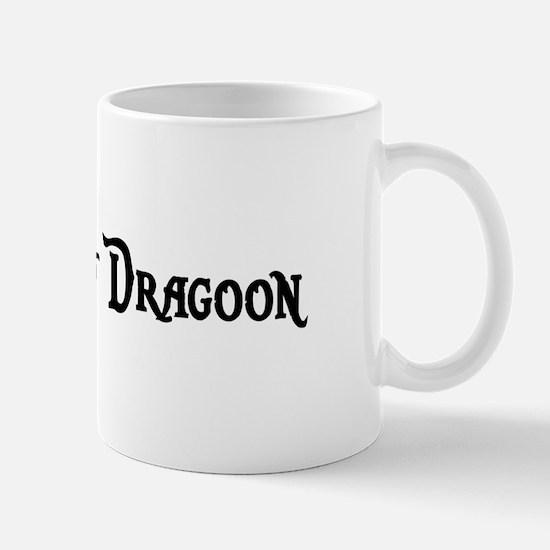 Night Elf Dragoon Mug