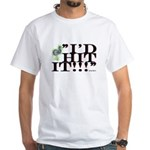 id hit it White T-Shirt