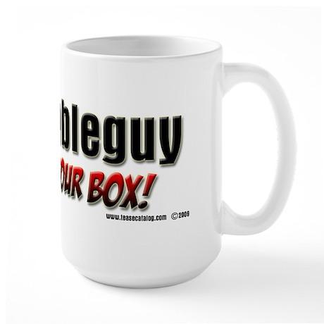 CableGuy Large Mug