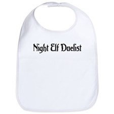 Night Elf Duelist Bib