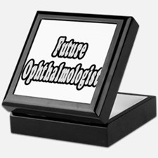 """Future Ophthalmologist"" Keepsake Box"