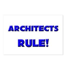 Architects Rule! Postcards (Package of 8)