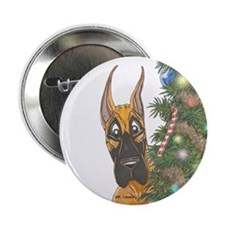 "Holiday happy CF 2.25"" Button (10 pack)"