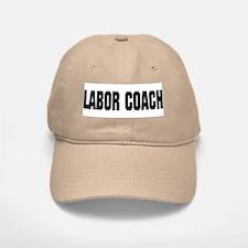 Collegiate Labor Coach Baseball Baseball Cap