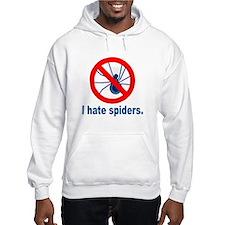 I hate spiders Hoodie