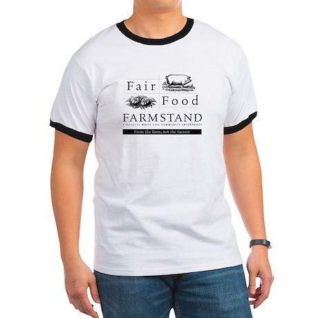 Fair Food Farmstand ringer t