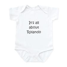 Unique Rolando Infant Bodysuit
