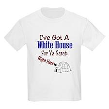 Unique Palin russia T-Shirt