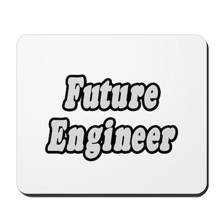"""Future Engineer"" Mousepad"