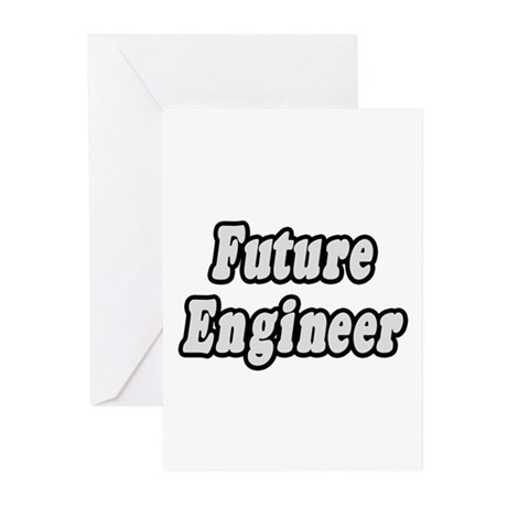 """Future Engineer"" Greeting Cards (Pk of 20)"