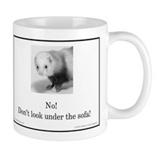 Ferret Saying 374 Coffee Mug
