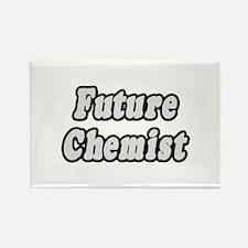 """Future Chemist"" Rectangle Magnet"