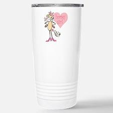 Horsey Girl Travel Mug