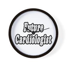 """Future Cardiologist"" Wall Clock"