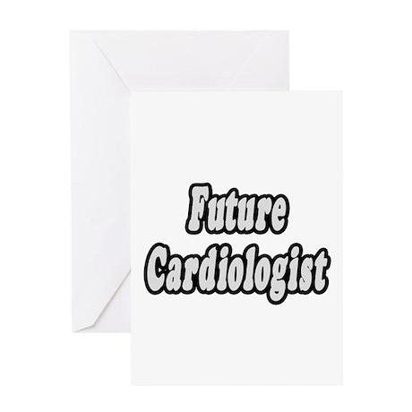 """Future Cardiologist"" Greeting Card"