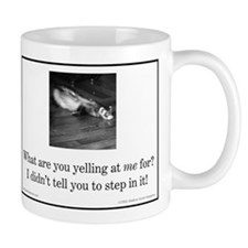Ferret Saying 402 Mug
