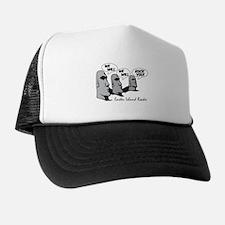 Easter Island Rocks Trucker Hat