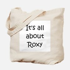 Unique Roxy Tote Bag