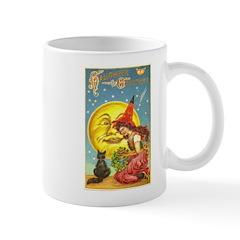 Witch & Cat Mug