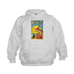 Witch & Cat Hoodie
