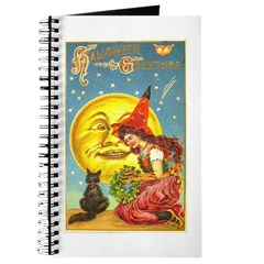 Witch & Cat Journal