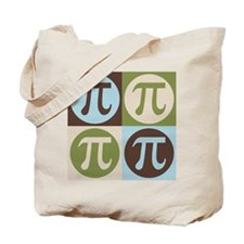 Math Pop Art Tote Bag