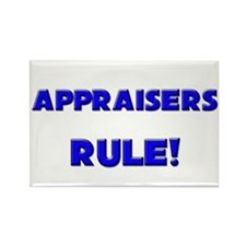 Appraisers Rule! Rectangle Magnet