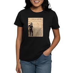 Jesse James Women's Dark T-Shirt
