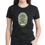 L.A. School Police Women's Dark T-Shirt