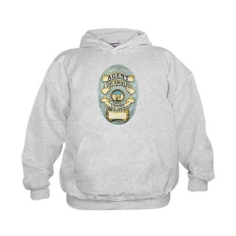 L.A. School Police Kids Hoodie