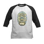 L.A. School Police Kids Baseball Jersey