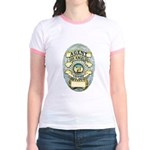 L.A. School Police Jr. Ringer T-Shirt