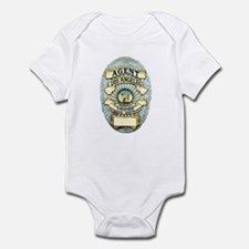 L.A. School Police Infant Bodysuit