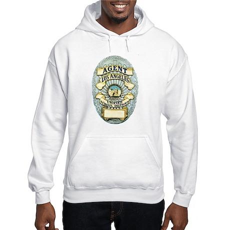 L.A. School Police Hooded Sweatshirt