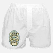 L.A. School Police Boxer Shorts