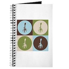 Mandolin Pop Art Journal