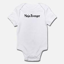 Ninja Avenger Infant Bodysuit