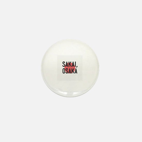 Funny Sakai Mini Button