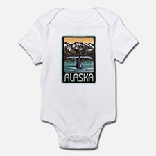 Alaska Whale Infant Creeper