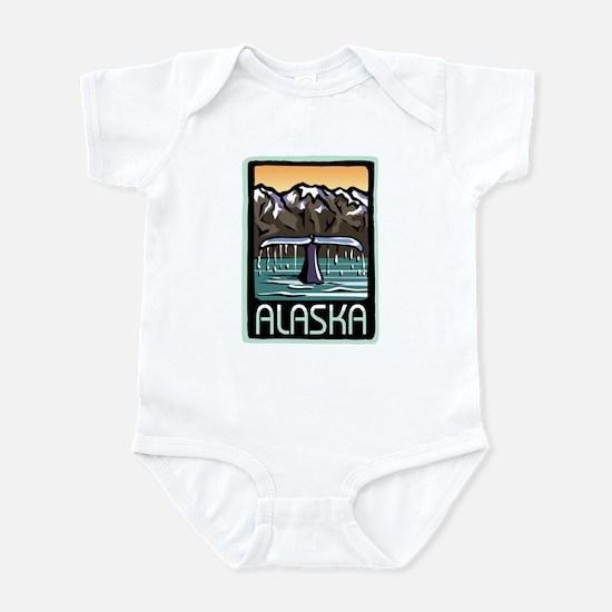 Alaska Whale Infant Creeper