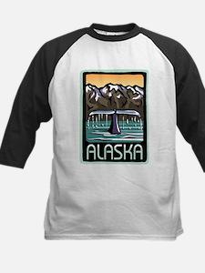 Alaska Whale Tee