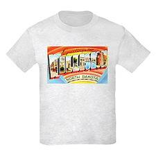 Williston North Dakota Greetings T-Shirt
