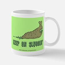 Keep On Sluggin' (mug)
