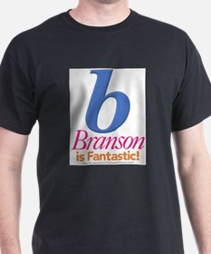 Branson Is Fantastic T-shirt (white) T-Shirt